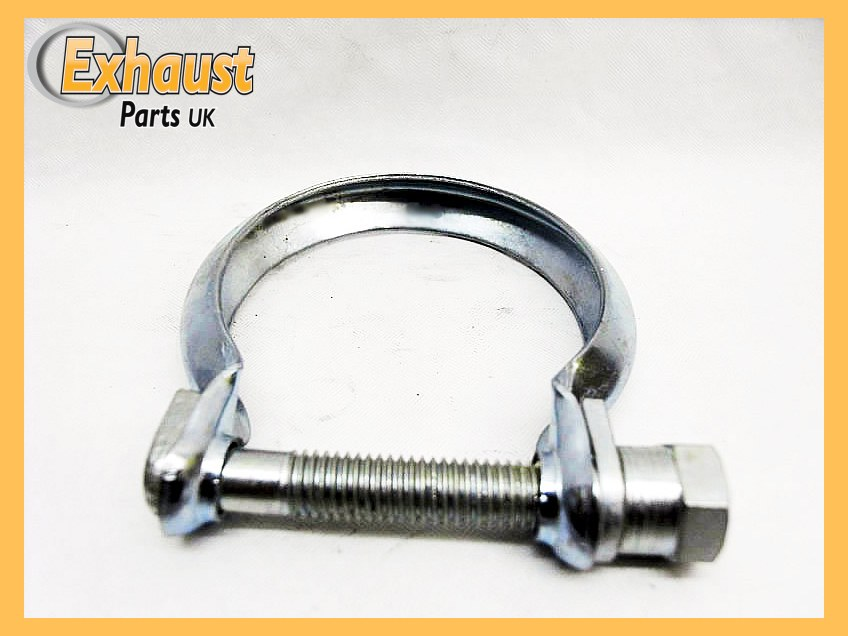 Joiner CITROEN C1 Silencer Clamp 69mm C2 1.4HDi Exhaust Manifold