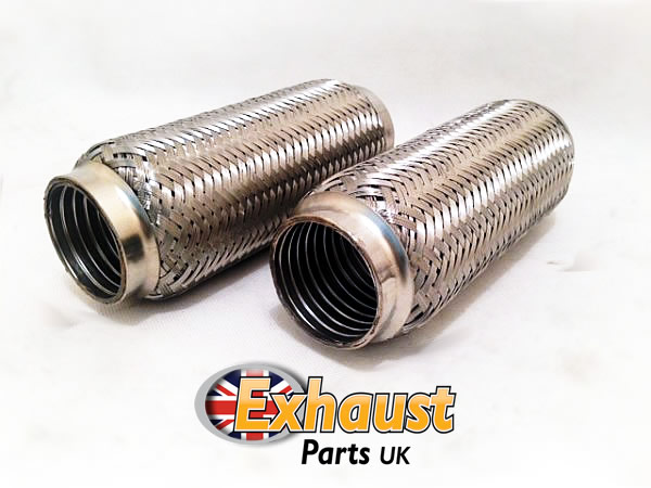 E39 BMW 525d Exhaust Flexi