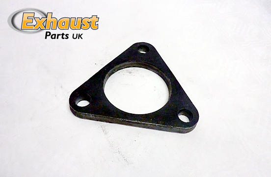 "Exhaust Flanges 3 bolt - 63.5mm - 2.5"" Bore - 9 mm flange"