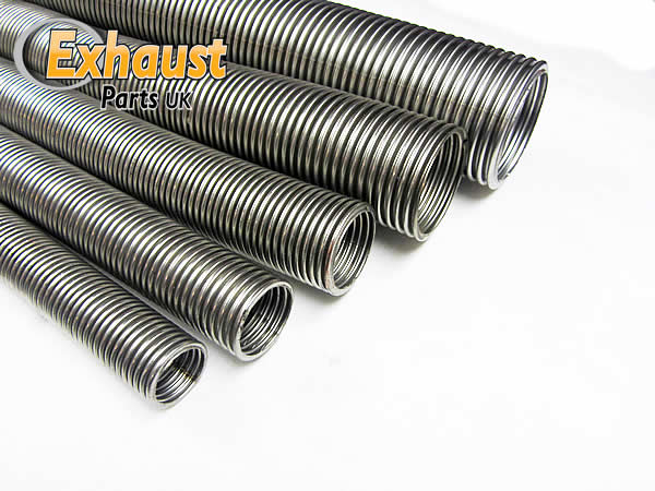 "2.5"" Generator Flexible Stainless Steel Hose"
