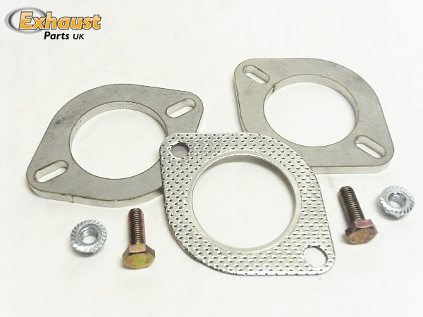 Exhaust Flanges : Exhaust Parts UK, Flexi, Bracket, Stainless Steel